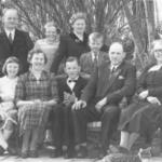 12 Eriks konfirmation 1954